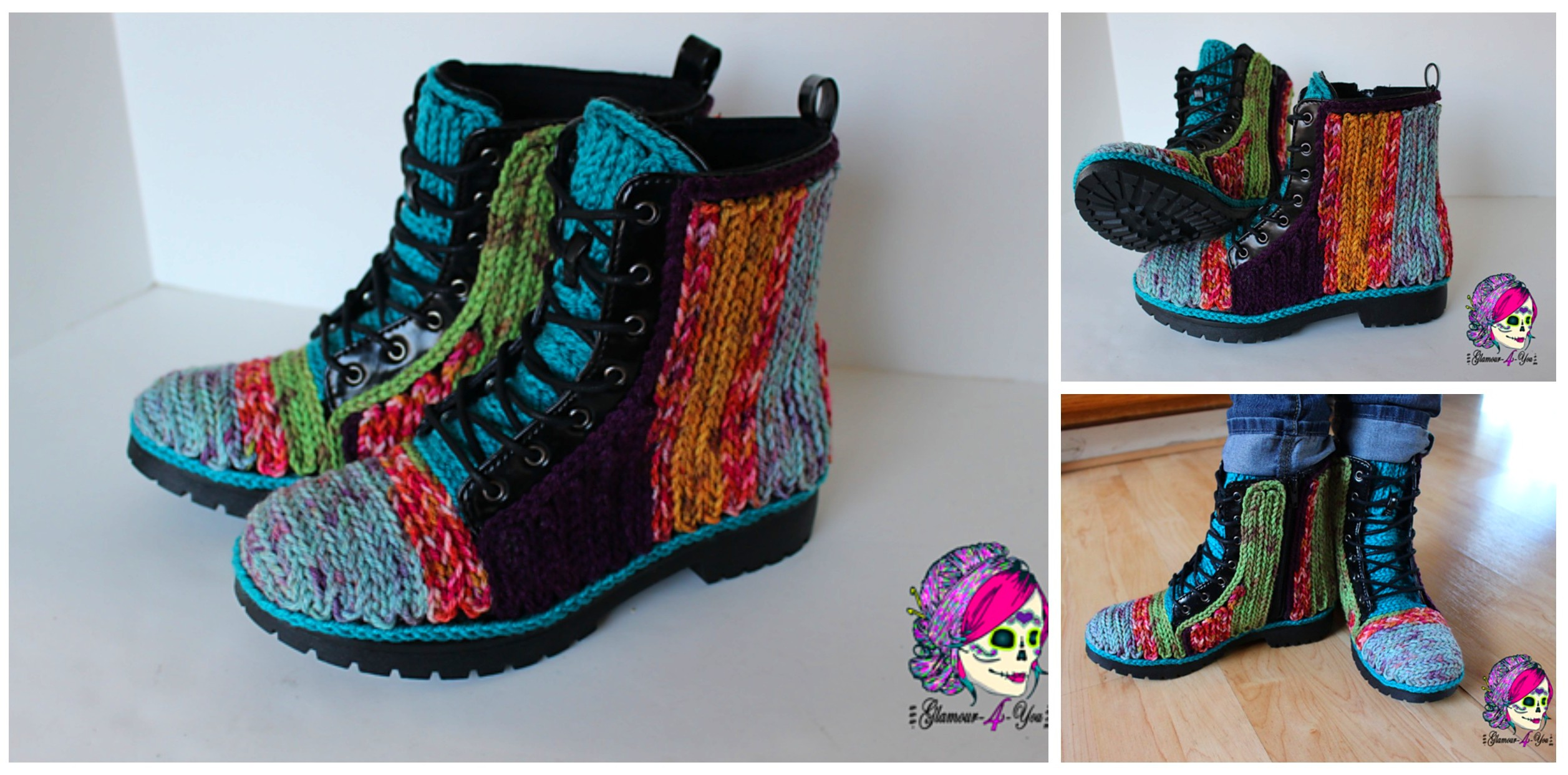 Creative Outdoor Boots