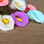 Calla Lily Flower (Video Tutorial)