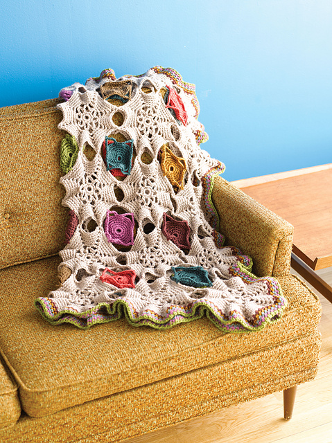 Urchins and Limpets Blanket