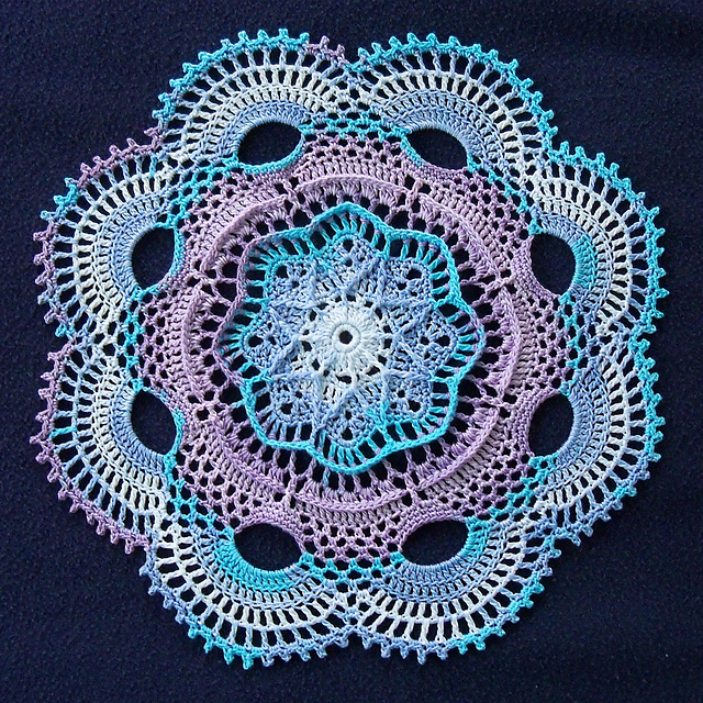 Elise Decorative Doily