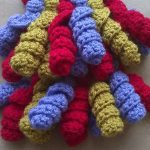 Curly Bobbles Scarf