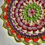 Mandala Petalos (English and Spanish Pattern)