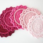 Set Of Ombre Coasters