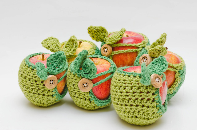 Super Cute Apple Cozy