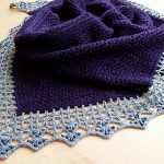 Super Cute Atlantic Lace Shawl