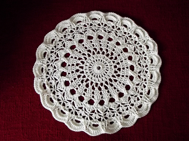 Crochet Adorable Mandala