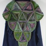 Armoured Shawl Pattern