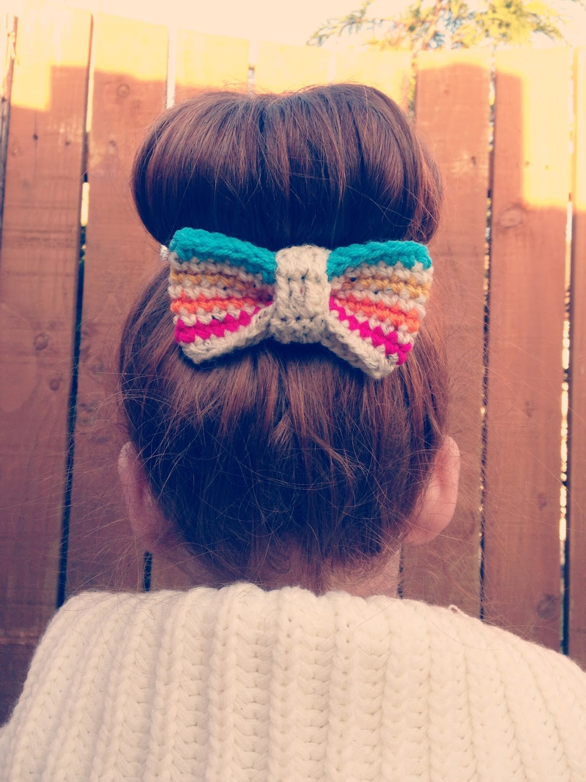 Super Cute Hair Bow Clip
