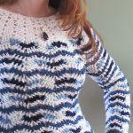 Crochet 3 season sweater