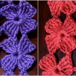 How To Crochet Clover Stitch
