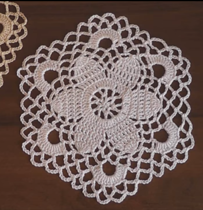 Crochet Motif Video Tutorial