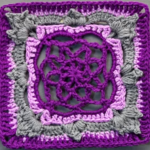 Dream Window Granny Square Tutorial