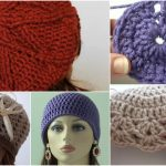 Top 3 Hats To Crochet This Winter