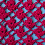Adorable Crochet Flower Stitch