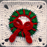 Get Ready For Christmas Granny Square