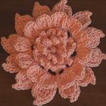 How To Crochet Exquisite Flower