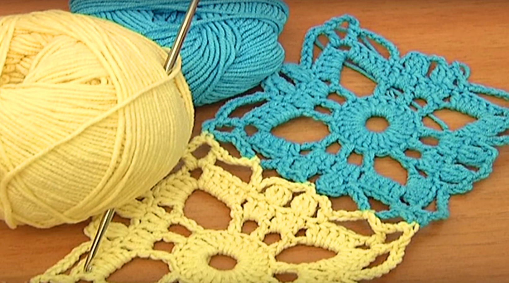 How To Make And Join Square Motifs