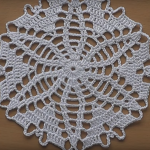 How To Crochet Exclusive Doily