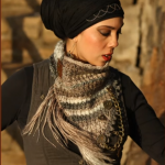 Crochet Steampunk And Stars Cowl