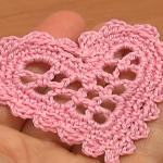 Valentines Day Beautiful Heart Tutorial