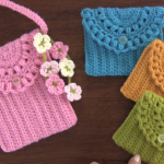 Adorable Crochet Purse Tutorial