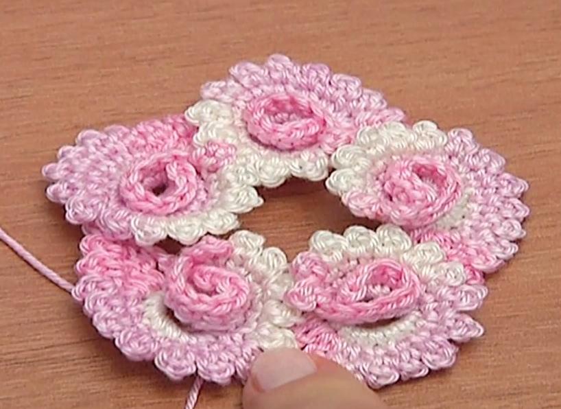 Crochet Spiral Cord Tutorial