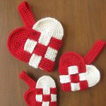 How To Crochet Danish Heart
