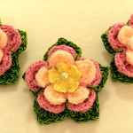 5 Petal Easy Flower Tutorial