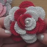 Super Easy Rose Flower