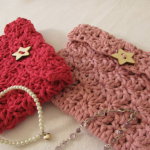 Very Easy Mini Shell Stitch Purse