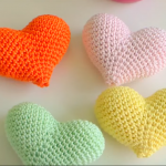 Decorative Lavender Heart Tutorial