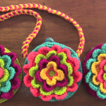 Blooming Flower Purse Video Tutorial