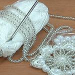 Crochet Cute Beaded Flower Tutorial