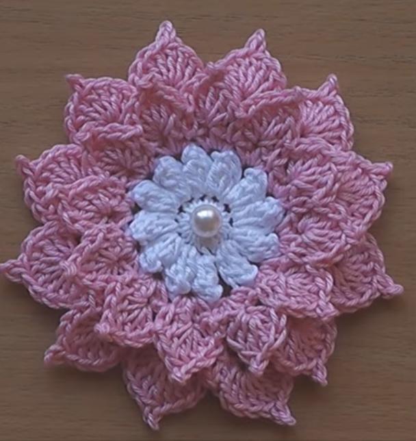Super Easy Beautiful Flower