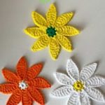 How To Crochet Daisy Flower