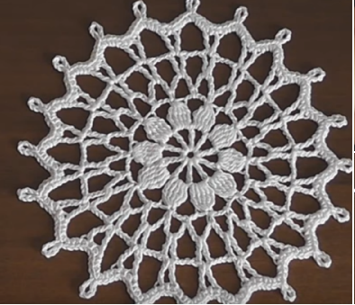 Fabulous Doily Video Tutorial
