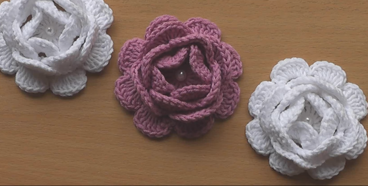 Lovely Flower Tutorial VERY EASY