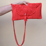 How To Crochet Stylish Clutch
