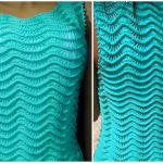 Easy And Fast Crochet Blouse