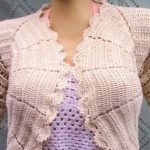 How To Crochet Fashionable Bolero