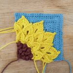 How To Make Sunflower Square