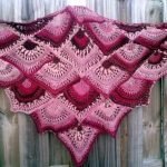 Panda Silk Shawl Pattern