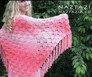 Crochet Keen Shawl Video Tutorial