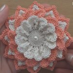 Very Easy Flower Embellishment