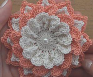 Very Easy Flower Embellishment