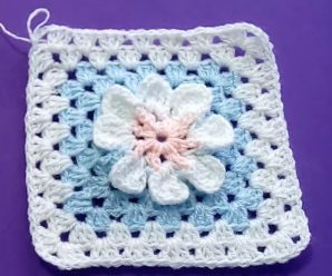 How To Make And Join Adorable Granny Square