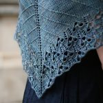 How To Knit Cicada Shawl