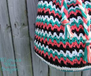 The Roxy Bag Crochet Pattern