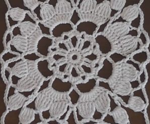 Crochet Motif For Beginners