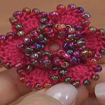 How To Make Beaded 6 Petal Flower